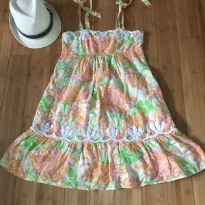 Lilly Pulitzer Swim - Lilly Pulitzer Floral Dress